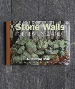stonewalls of new england stonewall postcards postcard book charming historic regional local memories keepsake gift massachusetts maine new hampshire rhode island vermont connecticut