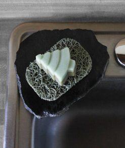 douglas-fir-needle-tree-shaped-shea-butter-soap-with-soap-lift-on-slab